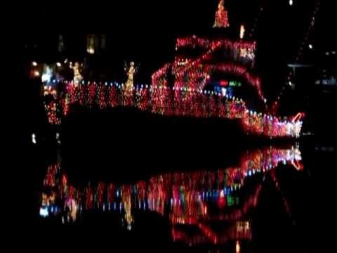intracoastal christmas regatta 2011 north myrtle beach sc youtube