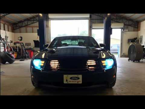 520RWHP NATURALLY ASPIRATED COBRA JET 5.0 DOING 50-120 MPH PULL