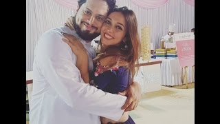 Actress Nauheed Cyrus Gets Married