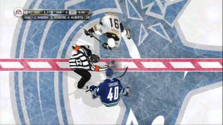 NHL 12 Demo Gameplay [HD]