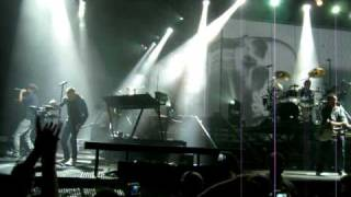 LINKIN PARK (intro live Stuttgart - 22.10.2010) - the requiem / the radiance / wretches and kings HD
