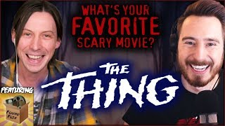FoundFlix on THE THING! (What's Your Favorite Scary Movie?)