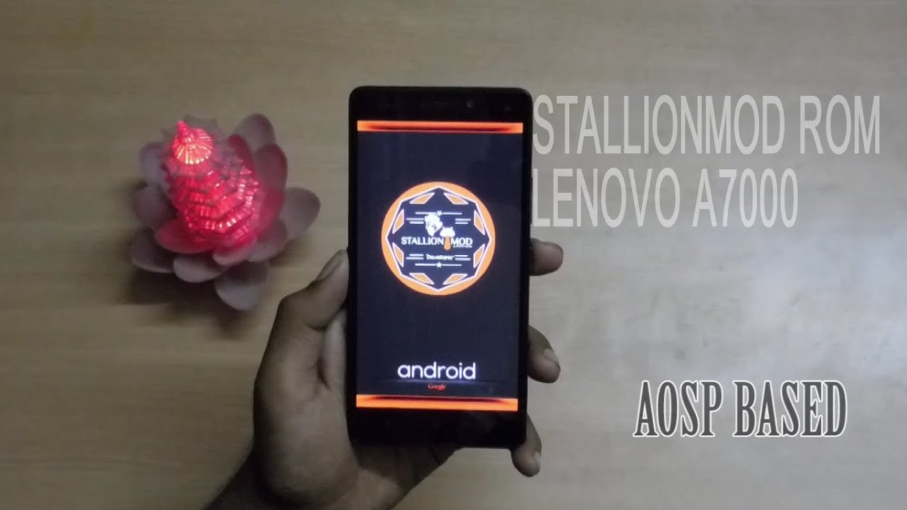 The Best Stable Rom For Lenovo A7000 A Stallion MOD By DAT Review
