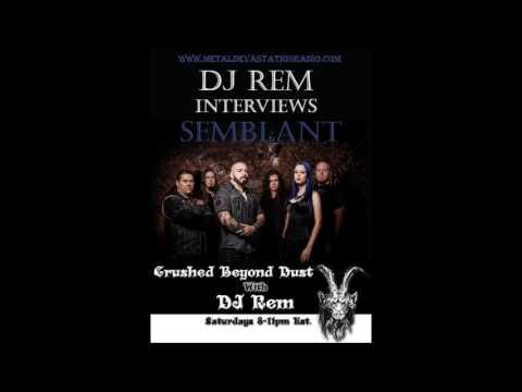 DJ REM Interviews   SEMBLANT