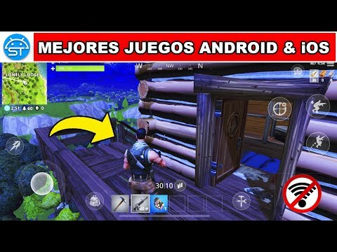 Top Best Games WITHOUT INTERNET for Android & iOS, CARRERAS, Fortnite for Android [# 7]   SaicoTech