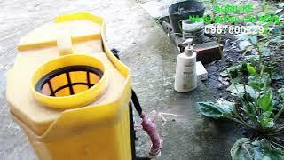 Tác hại của việc sử dụng quá liều phân hóa học. Cháy như thuốc cỏ
