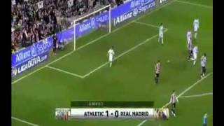 athletic bilbao 1 real madrid 0