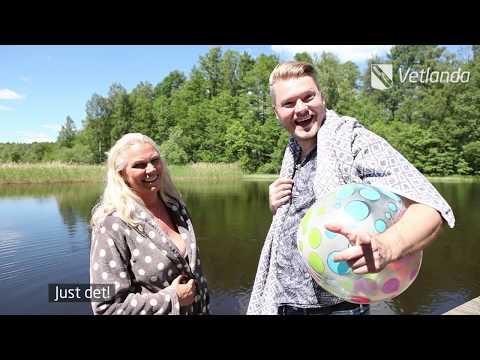 #2 Varje droppe räknas - Cecilia badar!