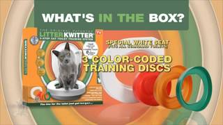 Litter Kwitter Toilet Training System - A Petco Product Feature