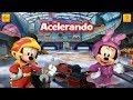 Mickey: Aventuras Sobre Ruedas - ¡Ayuda a Mickey y a los pilotos! ACELERANDO - Disney Junior Play