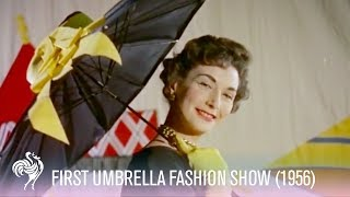Umbrella Styles (1950s)