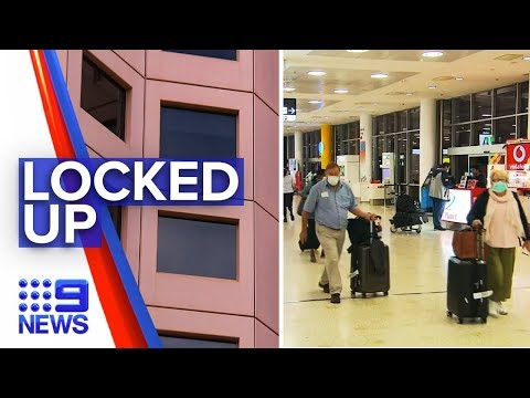 Coronavirus: New police powers to force travellers to quarantine   Nine News Australia