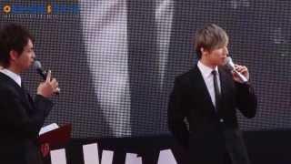 戸田恵梨香、D-LITEの生歌に感激 「たまらんかったです」