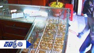 Thiết bị chống trộm khiến cướp tiệm vàng 'khóc thét' | VTC
