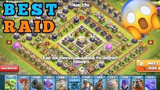 Clash of clans - BEST RAID EVER || Clash of Clans #50