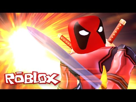 Roblox Adventures / Deadpool Tycoon / Becoming Deadpool