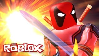 Roblox Adventures / Deadpool Tycoon / Becoming Deadpool!