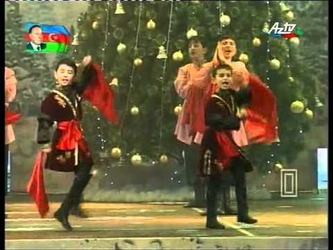 Azərbaycan xalq rəqsi - Novruzgülü - Mirzəyeva Nərgiz