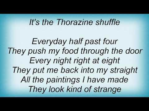 Savatage - Thorazine Shuffle Lyrics