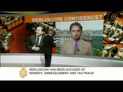 Interview | Italy's Berlusconi faces new storm