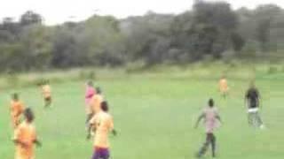 Uganda Soccer Skyhawks style