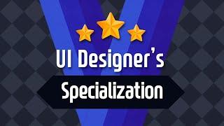 UI디자이너의 2차전직, 두가지 전문화 방법 ( UI Designer's Specialization Skill Tree )