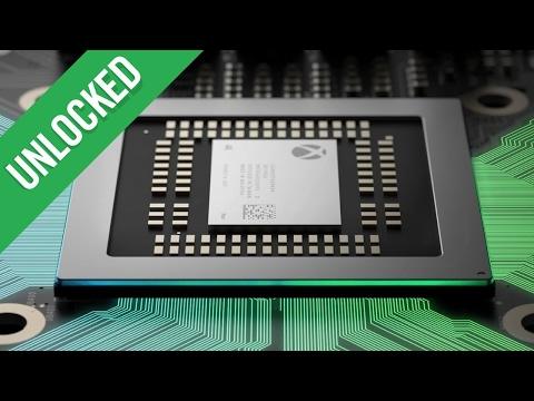 Reacting to Project Scorpio's Tech Reveal - Unlocked 290