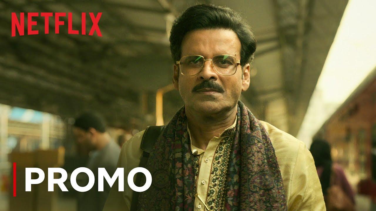 Hungama Hai Kyon Barpa   Ray Promo   Manoj Bajpayee, Gajraj Rao   Netflix India
