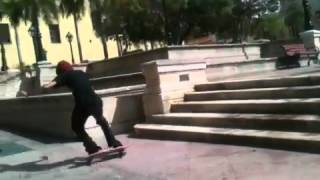 5 stair head smack