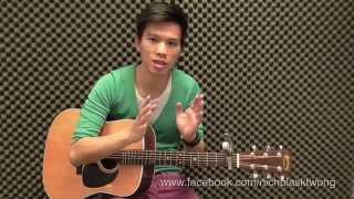 #32 周杰伦 - 算什么男人 建德吉他教学课程