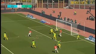 AS Monaco vs FC Nantes | Ligue 1 | Journée 32 | 07 Avril 2018 | PES 2018