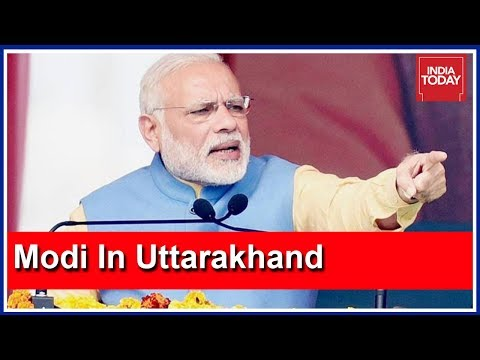 PM Modi In Election Mode In Uttarakhand's Rudrapur Rally Today Mp3