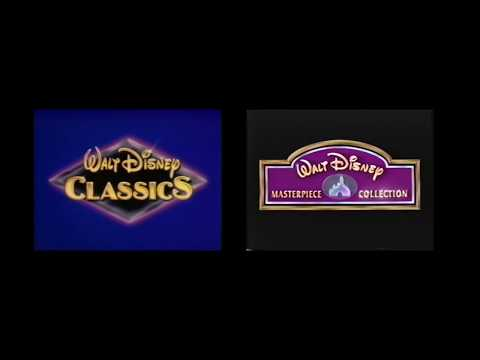 Walt Disney Classics and Masterpiece Collection Jingles Combined