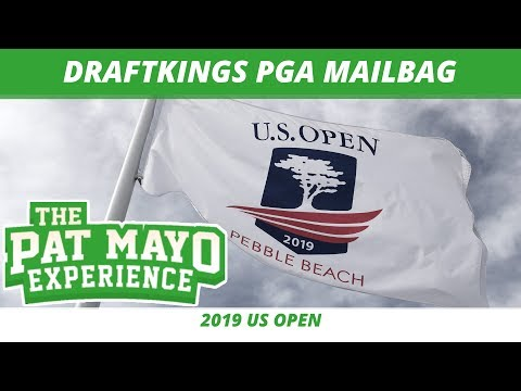 2019 Fantasy Golf Picks - DraftKings US Open Viewer Chat, Ownership & Weather Update