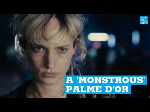 Cannes Film Festival 2021: A 'monstrous' Palme d'Or • FRANCE 24 English