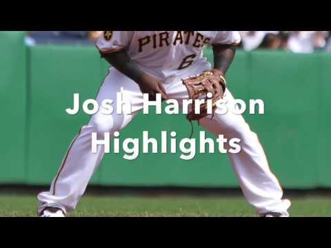 Josh Harrison Highlights