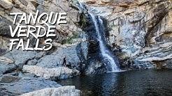Tanque Verde Falls - Must See Waterfall Hike!