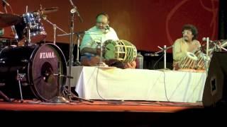 Vidwan Anoor Ananthakrishna Sharma, thavil solo