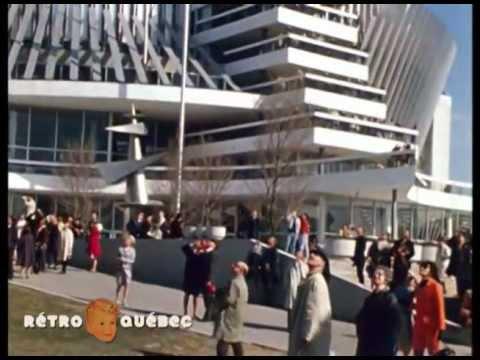Visite à l'Expo - Mai 1967
