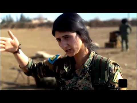 Kurdish Women Ready to Fight to Death to Avenge Their Lost Warriors For Arab Womens Freedom thumbnail