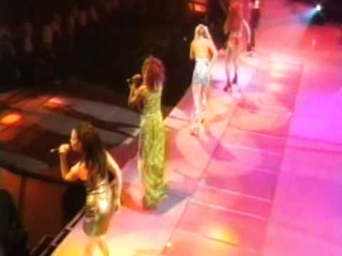 Spice GirLs ~ Love Thing (rare) (Live in isTanbuL DvD) *part11*
