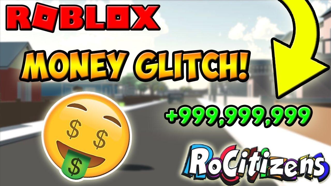 Roblox Rocitizens Infinite Money Glitch January 2020 Still
