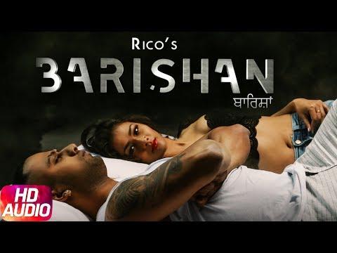 Barishan (Audio Song) | Rico | Latest Punjabi Song 2017 | Speed Records