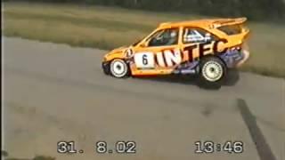 Rally Vyškov 2002