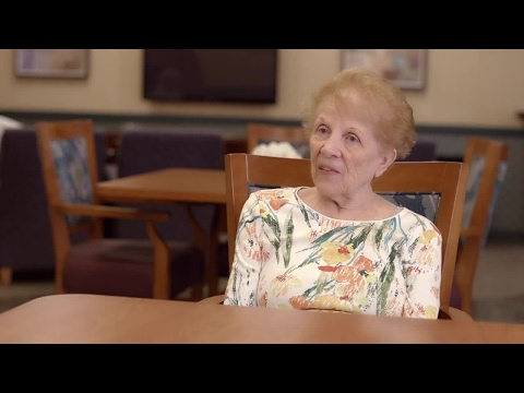 Real Experiences - ManorCare Whitehall Borough - Ruth