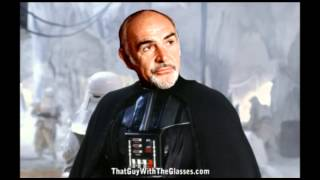 Failed Auditions: Sean Connery as Darth Vader