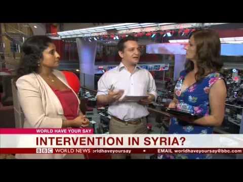 Suriye üzerine Dışişleri Bakanı Ahmet Davutoğlu'nun açıklaması hakkında
