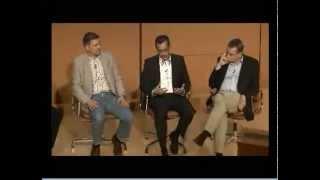 panel discussion Joseph Rowley