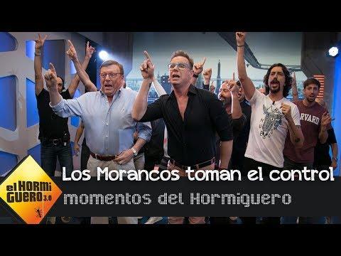 Los Morancos toman el control de 'El Hormiguero 3.0' desterrando a Pablo Motos - 'El Hormiguero 3.0'