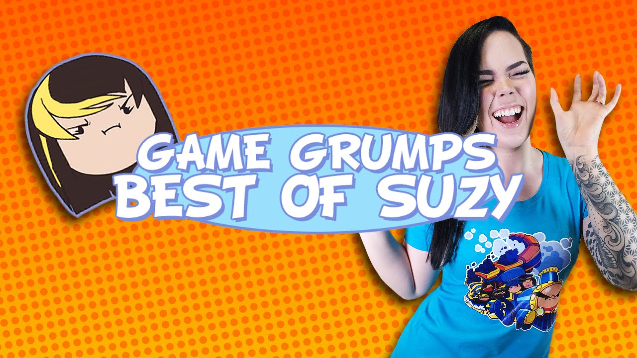 game grumps best of suzy youtube
